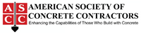 Member American Society of Concrete Contractors