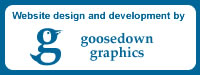 website design and development by Goosedown Graphics