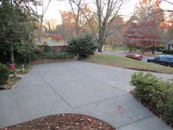 Concrete Services From Bobby S Concrete Greensboro High